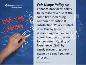 Sigma Software Did You Know series - Fair Usage Policy