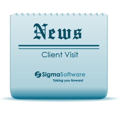 Sigma Software Client Visit